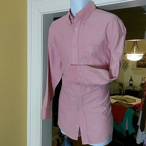 Saddlebred mens button down Oxford